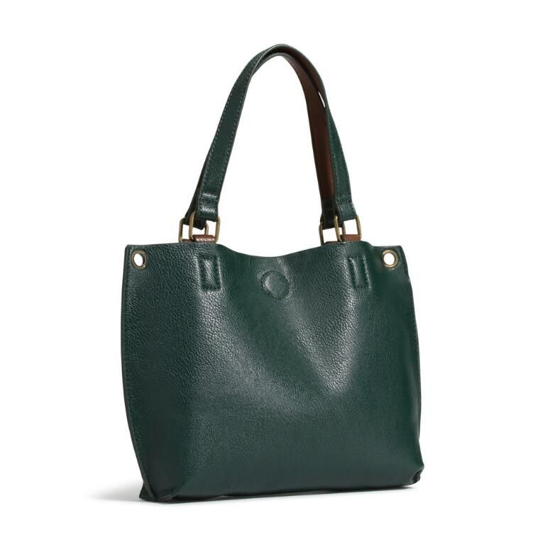 4c98424ad8e SOFIA REVERSIBLE MINI WITH PHONE CHARGER - Handbags & Wallets - Women -  Factory Outlet - G.H. Bass & Co.
