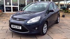2013 (13) Ford C-MAX 1.6 TDCi Zetec For Sale In Scunthorpe, North Lincolnshire