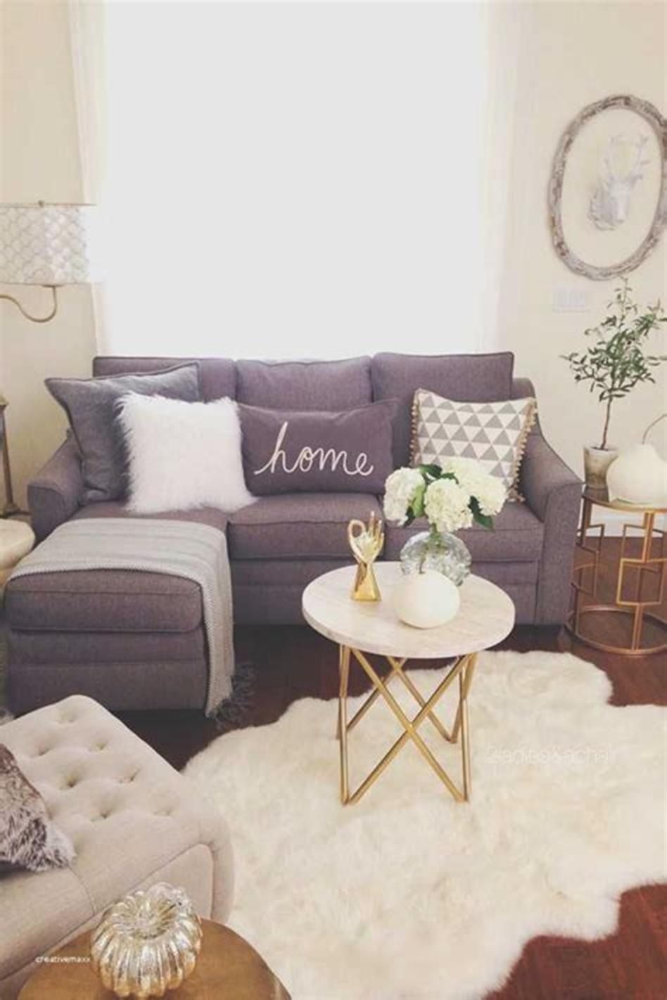 45 Simple Living Room Decorating Ideas On A Budget 2019