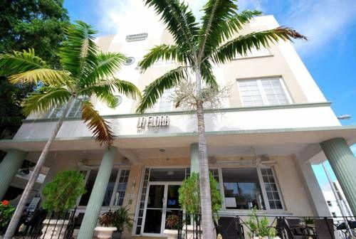 Miami Beach La Flora Hotel