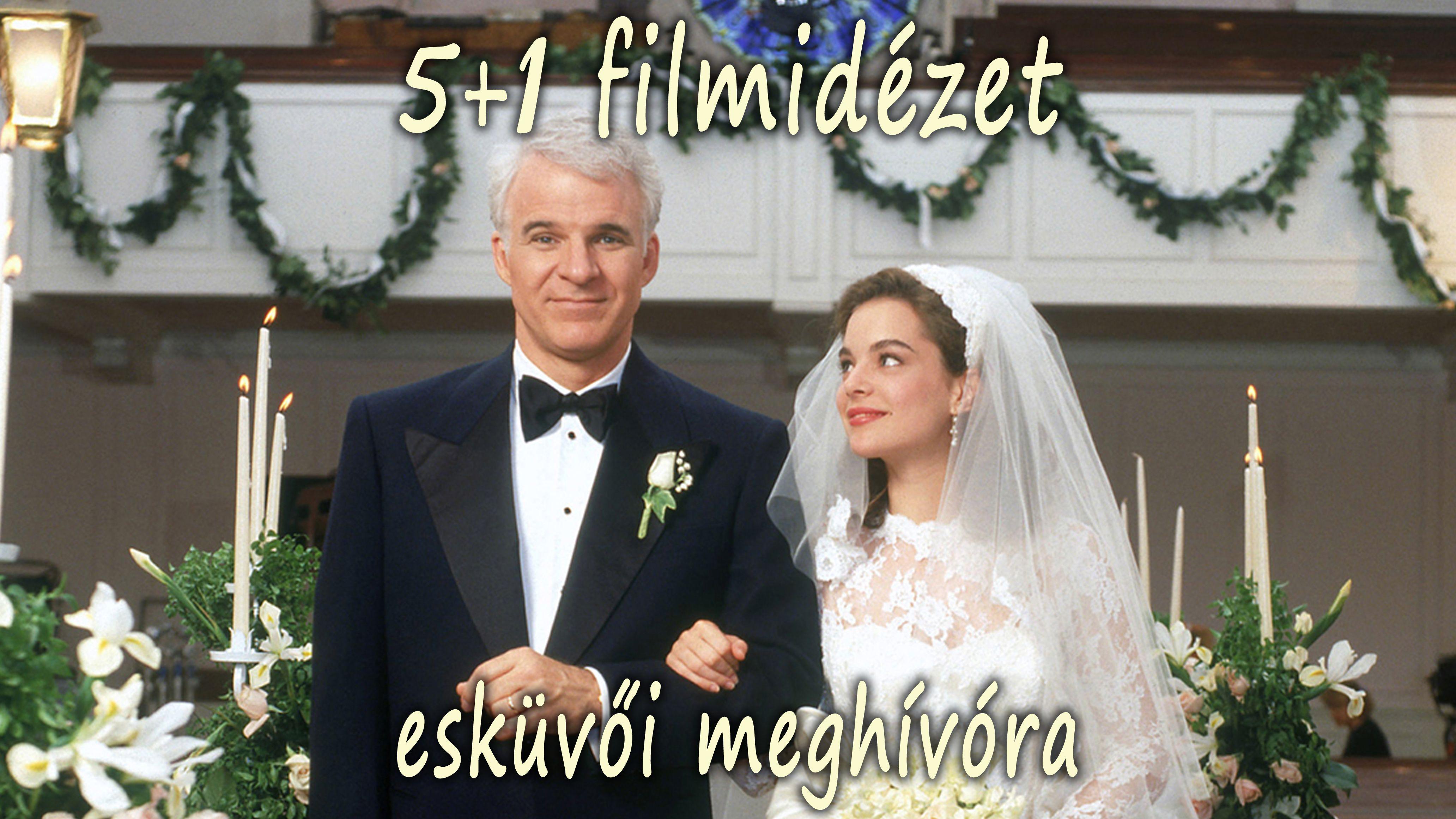5+1 filmidézet esküvői meghívóra (a képre kattintva