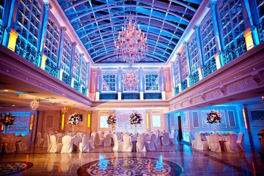 Get Married In Style! Jericho Terrace's Skylight Room Is
