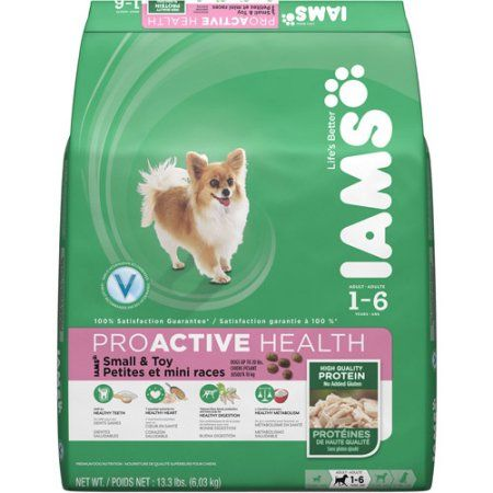wilson pet supply inc proactive dog food, small toy, 15 5 lbswilson pet supply inc proactive dog food, small toy, 15 5 lbs , multicolor