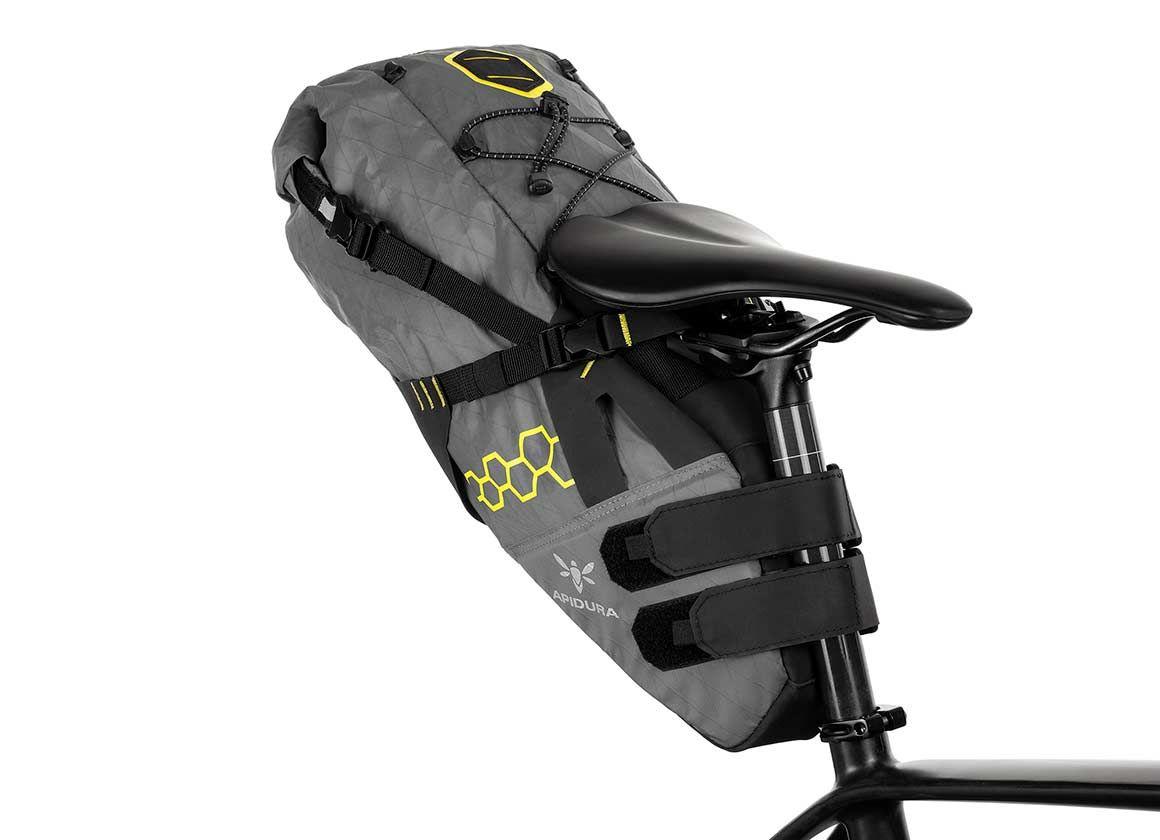 Backcountry saddle pack bikepacking bags mtb bike