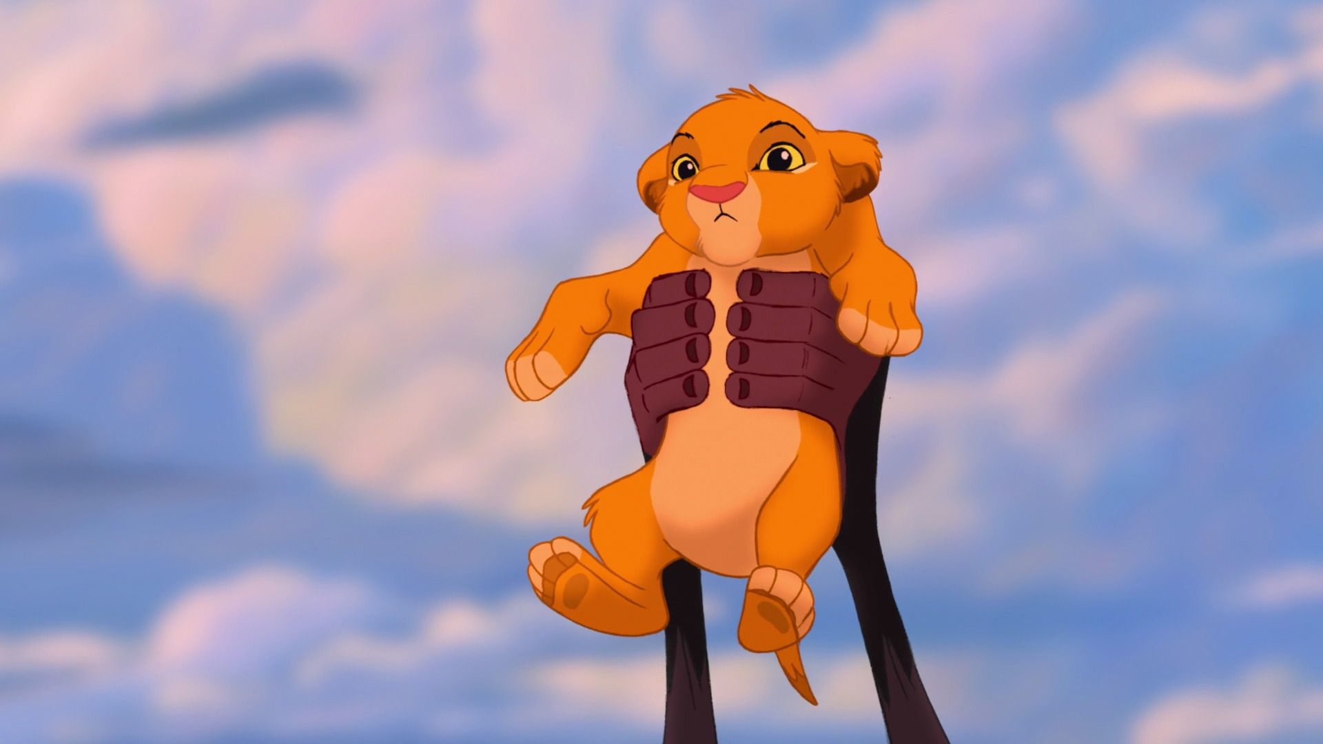 Baby Kiara Which We Find Out In The Lion King 2 Simba S Pride Screencap Gallery For The Lion King 19 The Lion King 1994 Lion King Drawings Disney Lion King