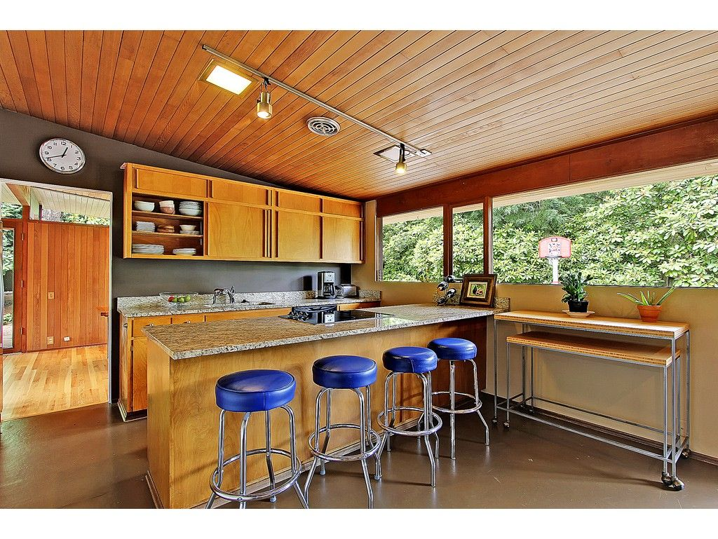 Best Original Architect Designed Mid Century Kitchen Except 640 x 480