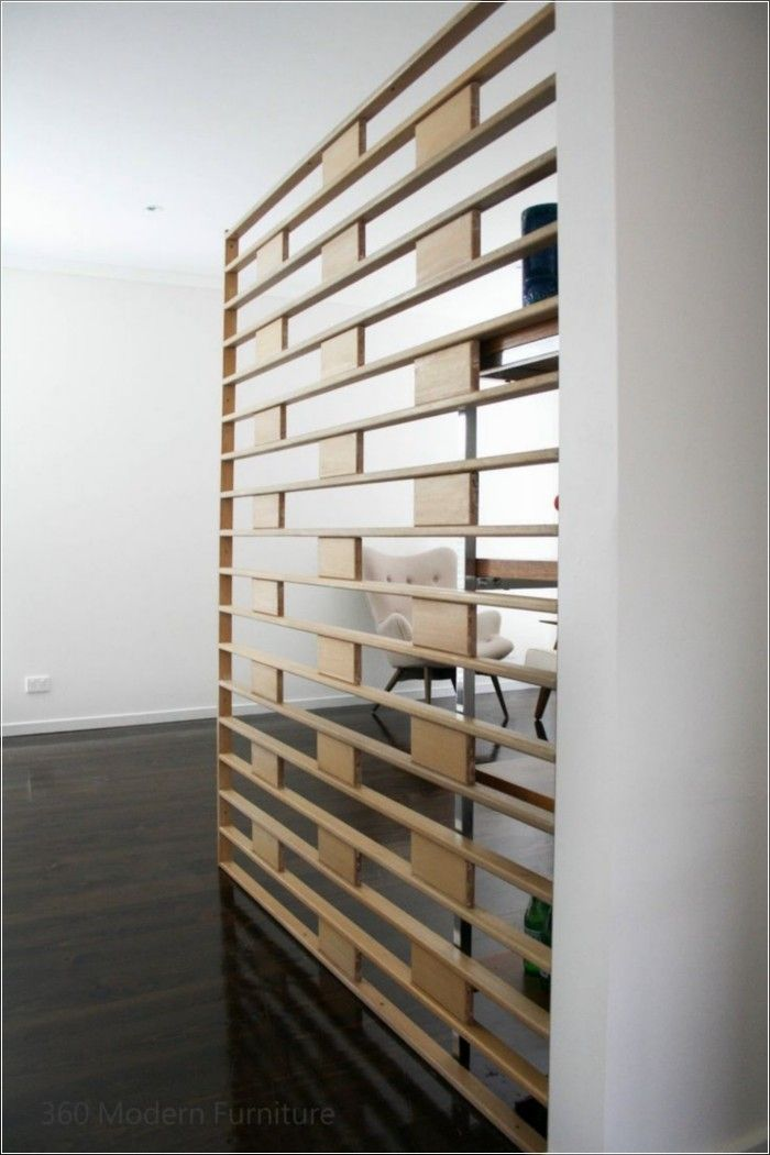127 Decorative Room Divider Ideas For Your Apartment |
