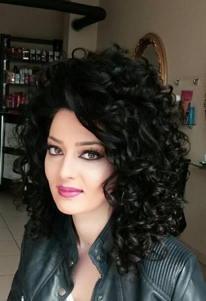 Black Hair Suits Pale Skin Hair Pale Skin