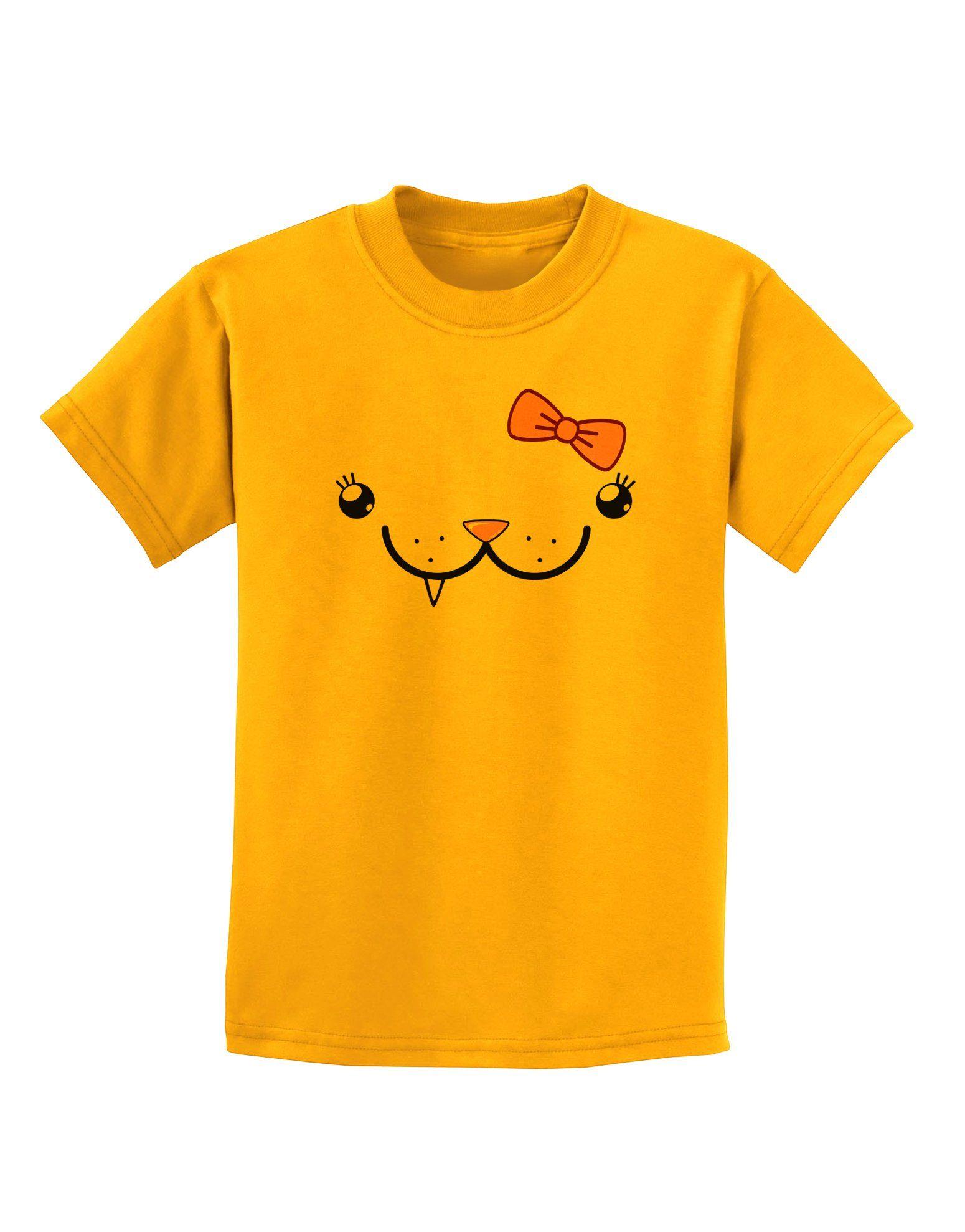 Kyu-T Face - Snagglette Cute Girl Critter Childrens T-Shirt