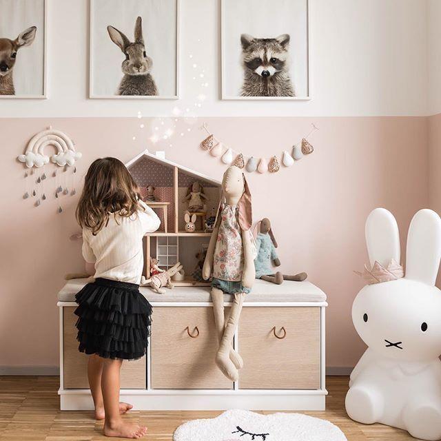 Photo of 5 Tipps, um ein kleines Kinderzimmer einzurichten