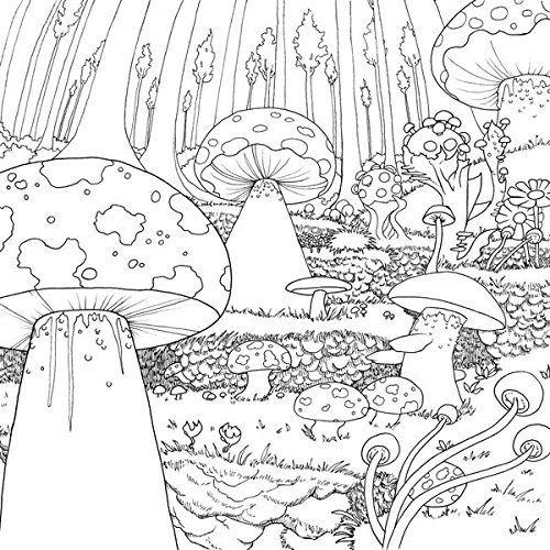 Legendary Landscapes: Coloring Book Journey: Witek Radomski, Carrie ...