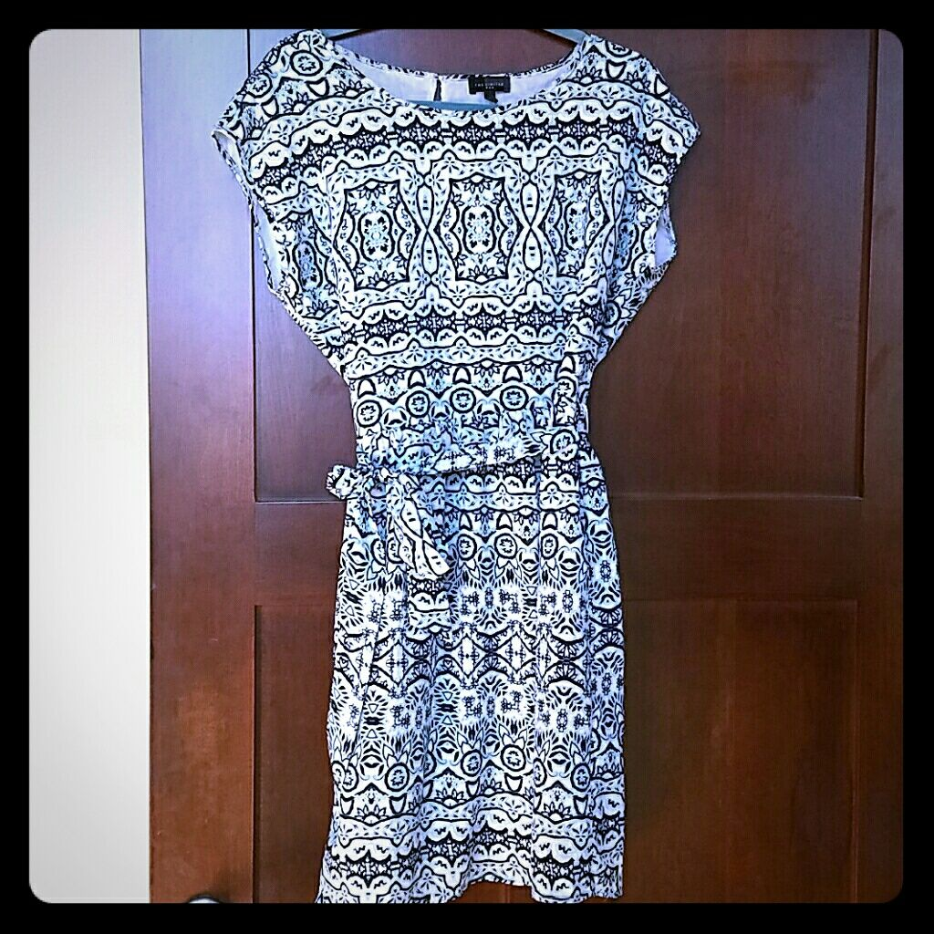 The Limited Tie Side Dress - Size M