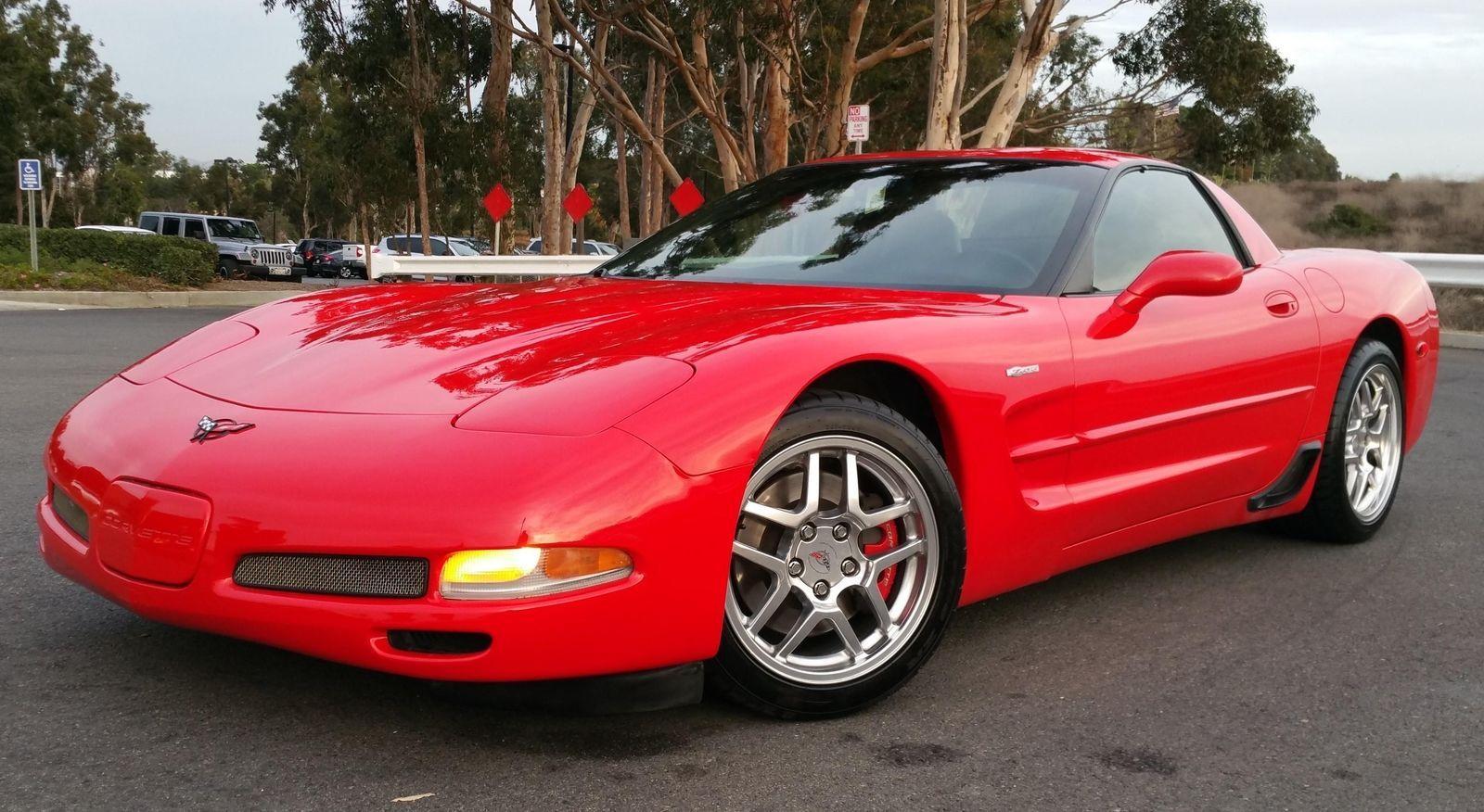 Nice Great 2001 Chevrolet Corvette Z06 2001 Chevrolet Corvette Z06 79 797 Miles Torch Red 2dr Car 8 Cylinder Engin Chevrolet Corvette Z06 Corvette Z06 Corvette