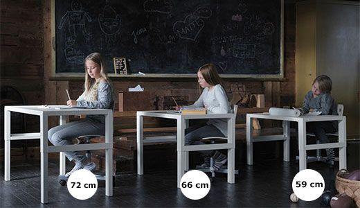 Pahl verstelbaar bureau voor kinderen kinderen desk ikea desk