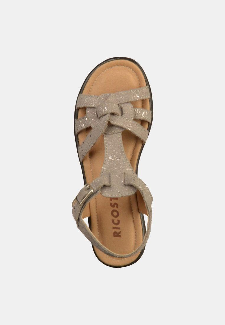 Ricosta belt sandals gray | Sandals, Girls