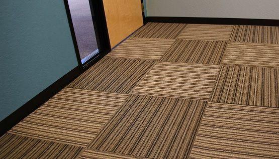 Versatility Rubber Backed Carpet Tile Flooring Ideas Floor Design Trends