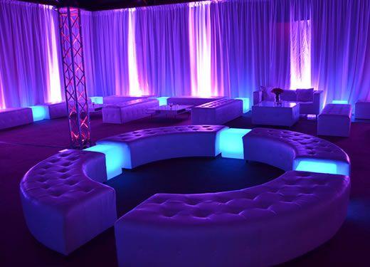 Lounge möbel bar  Pin von Leds Do It auf Muebles Led | Pinterest