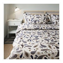 Ikea Us Furniture And Home Furnishings Paisley Bedding Ikea Bed Home Furnishings