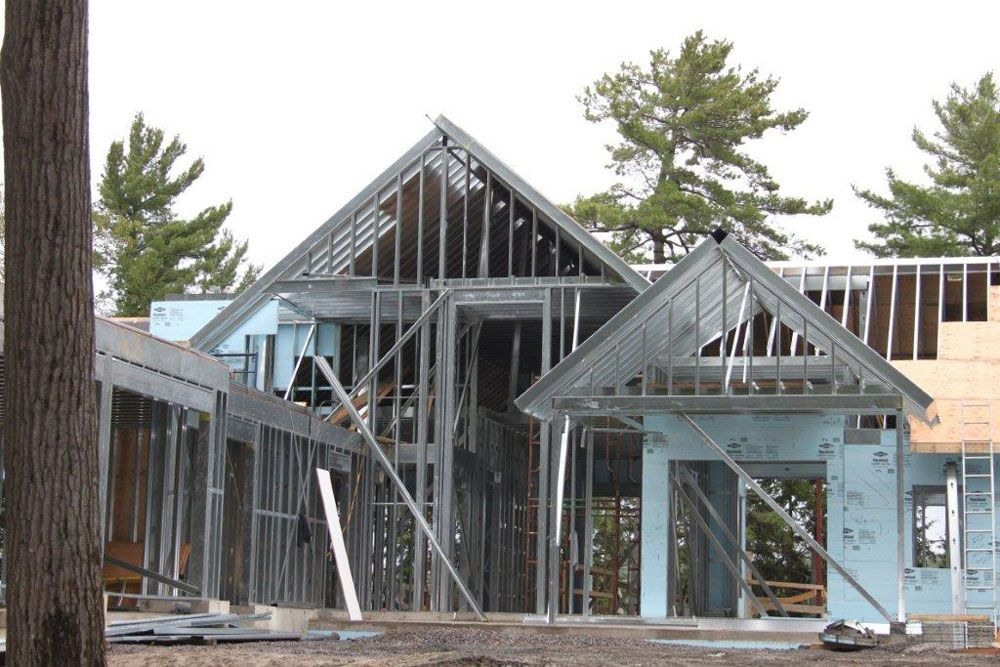 Steel framing by Bailey Metal Products. Visit cssbi.ca to learn more ...