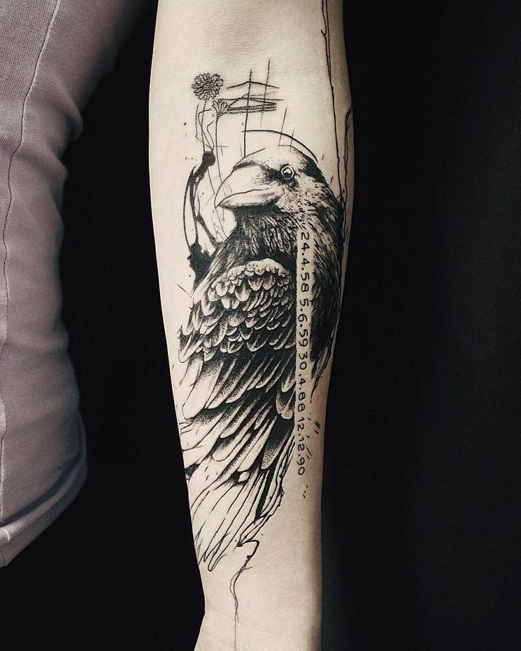 1000 Ideas About Men S Forearm Tattoos On Pinterest: Tätowierungen Tattoo Künstler Und Blumen-tätowierungen