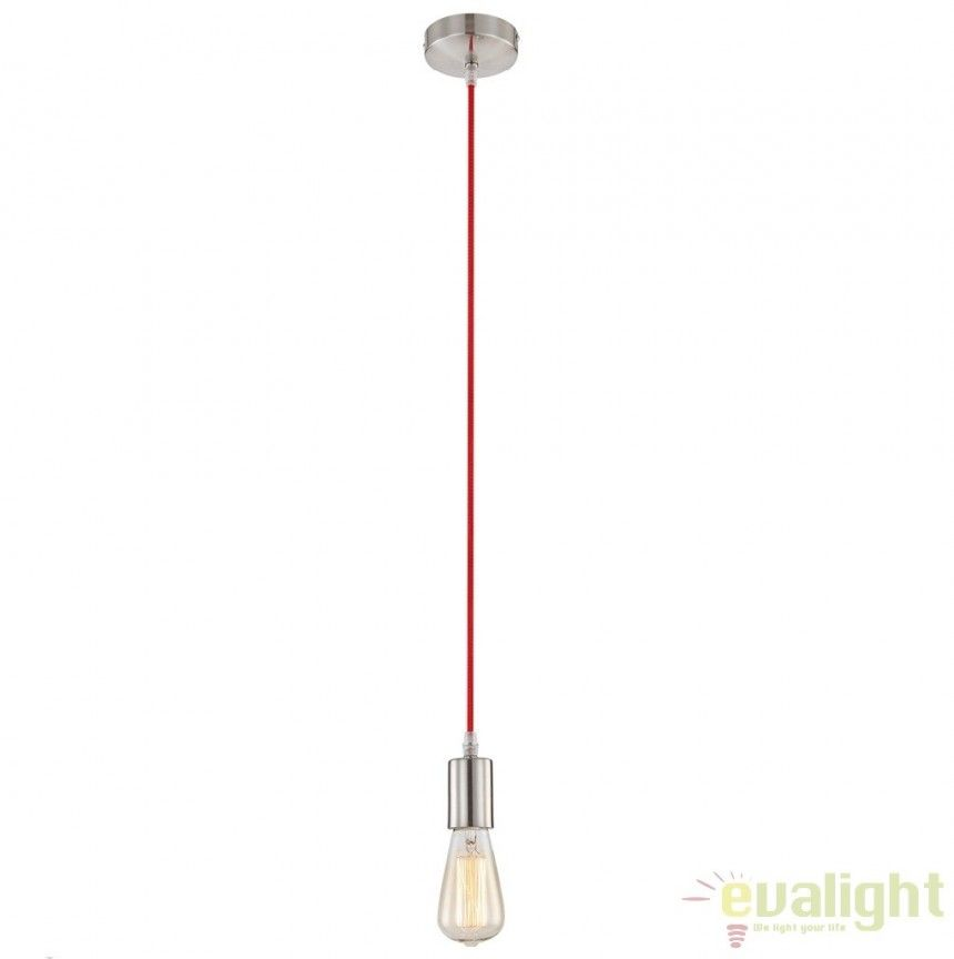 Lustra Suspendata / Pendul Cu Design Vintage / Retro, NOEL A13 Globo  Lighting, NOU