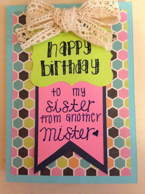 teen best friend birthday card | Our products! | Pinterest | Friend