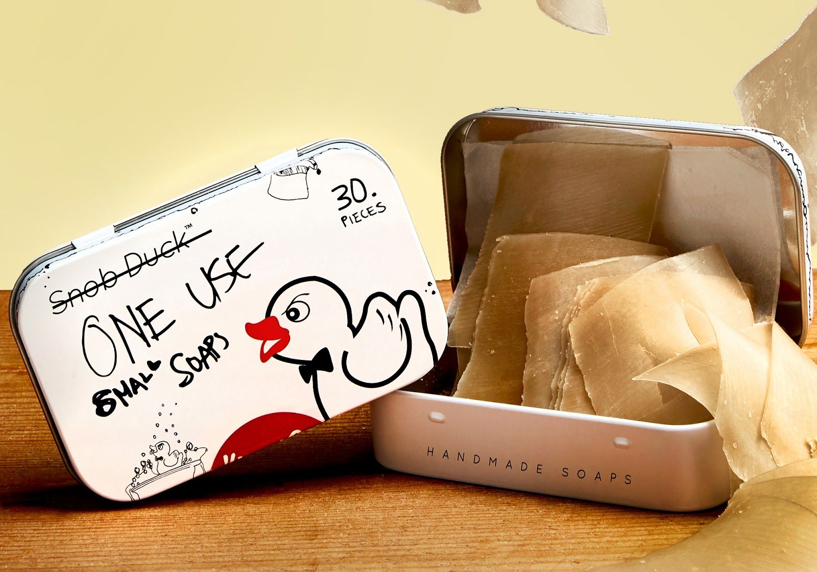 Snob Duck One Use on Packaging of the World - Creative Package Design Gallery