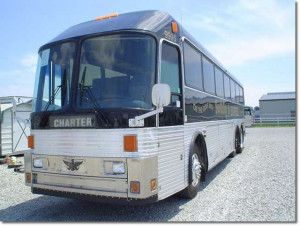 Greyhound Bus Conversion 1