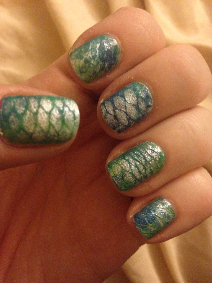 Mermaid Tail/Dragon Scales