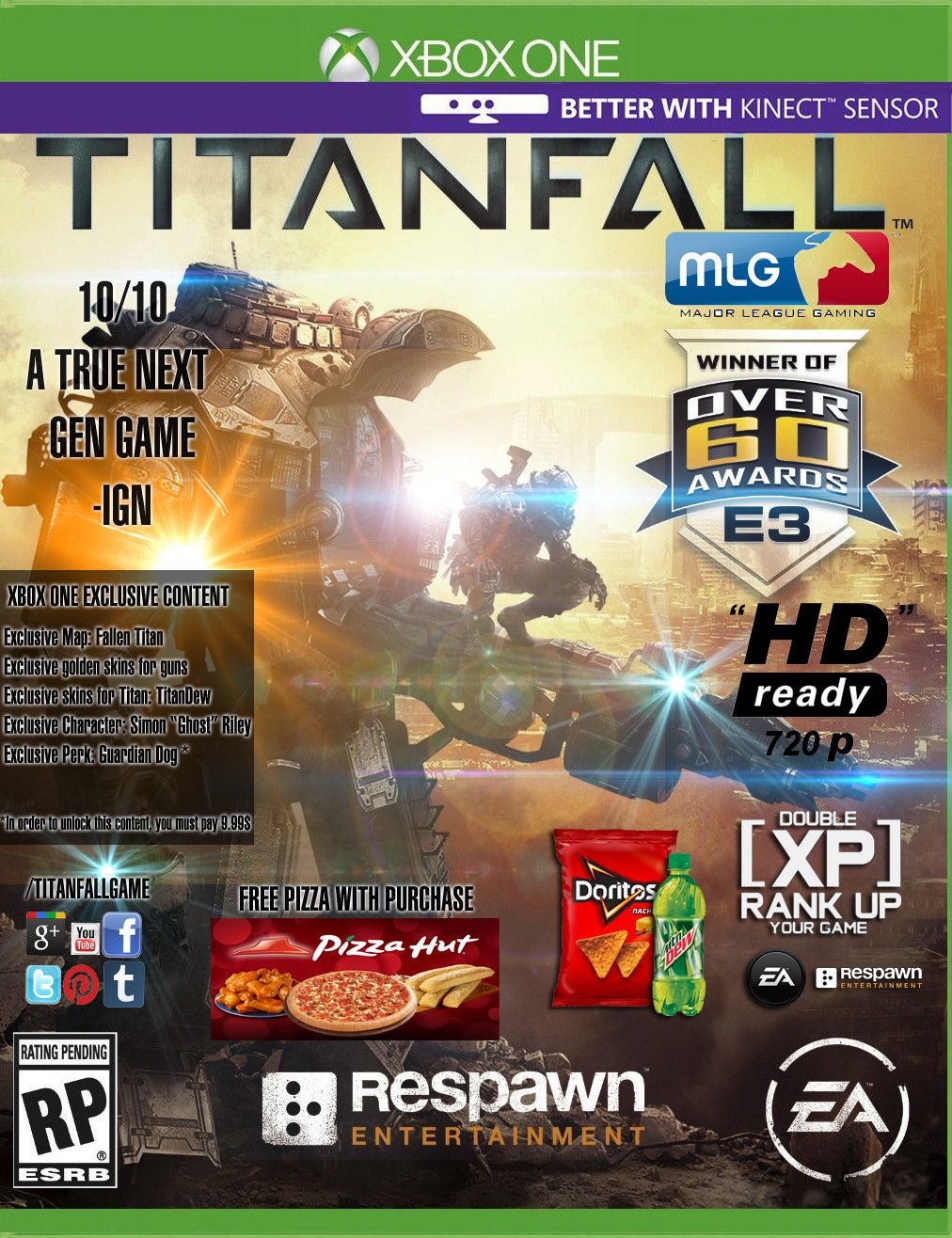 Mlg Fake Game Cases Google Search Titanfall League Gaming Games