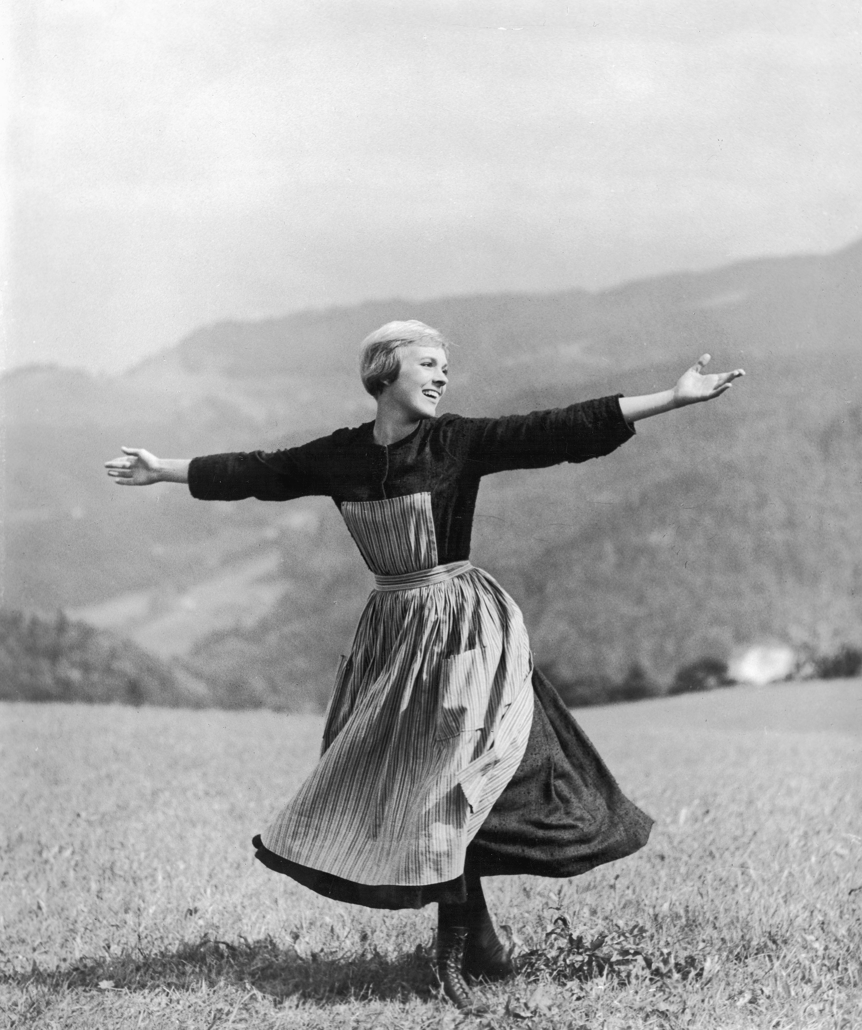 Sonrisas Y Lagrimas Libro The Sound Of Music Musik Pinterest Julie Andrews