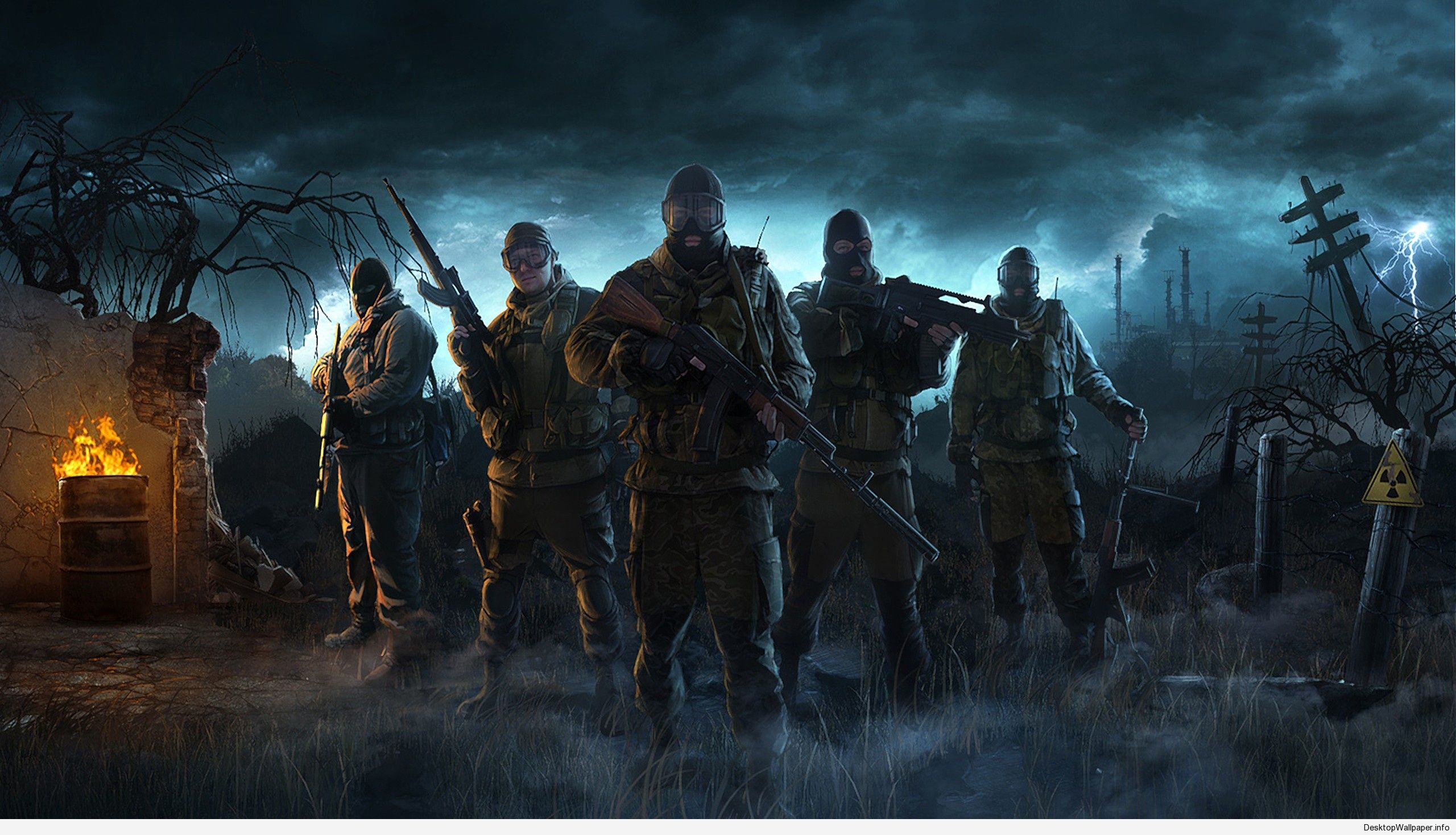 2560x1440 Game Wallpaper