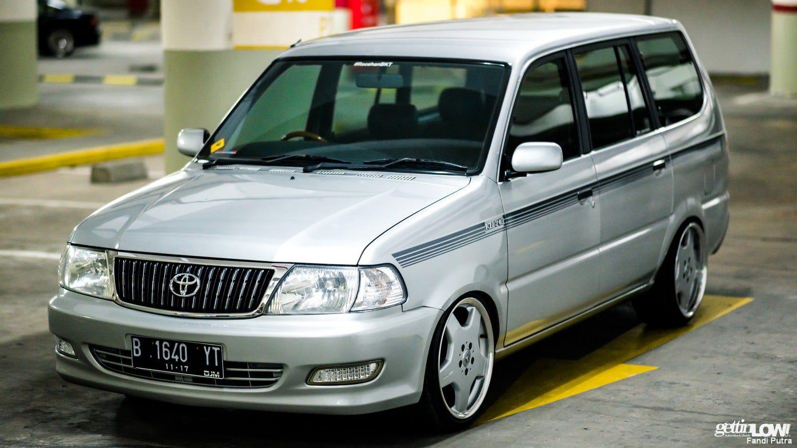 Modifikasi Mobil Kijang Lgx 2000 Modifikasi Mobil Mobil Mobil Keren