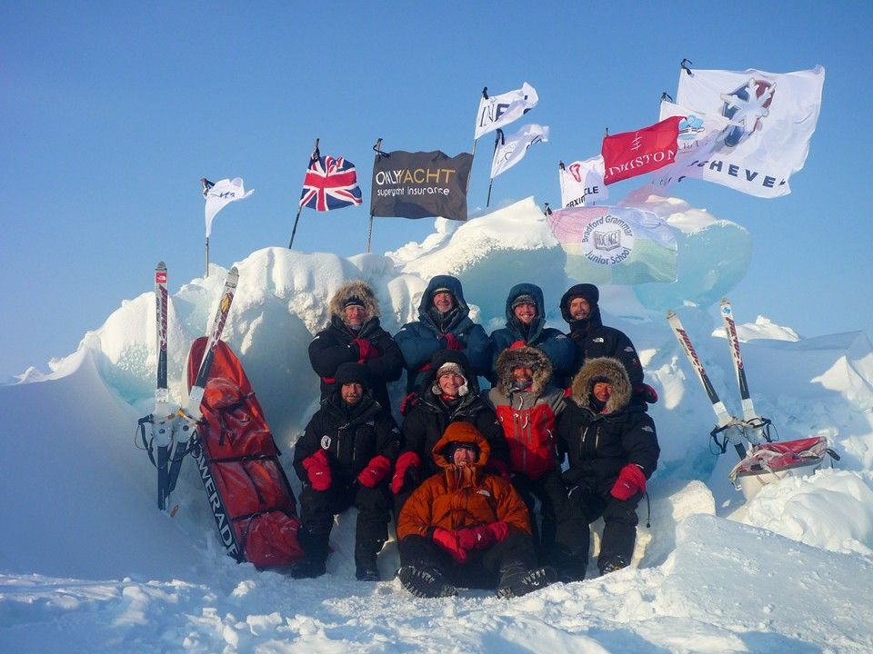NORTH POLE EXPEDITION: AN ICONIC ADVENTURE, YET ATTAINABLE