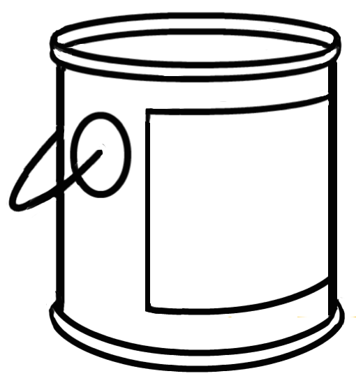 Found On Bing From Clipground Com Paint Buckets Hot Air Balloon Clipart Balloon Clipart