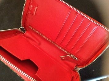 Luxury leather meets TheLadyinRed - the BEST #giveway yet! Ready to find out who the next up-and-coming premier #handbag designer is from coastal California?  Meet 7Street - with their gorgeous graphic prints in beautiful bold bags! #fashion #TheLadyinRedBlog