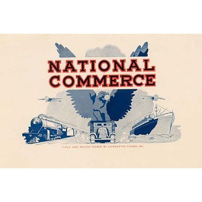 Buyenlarge 'National Commerce' Wall Art