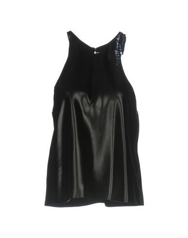 BLUMARINE Women's Top Black 4 US