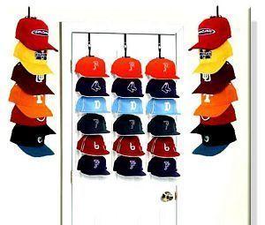 6 Baseball Cap Door Wall Storage Rack 5 Hat Racks Diy Hat Rack Rack Ideas Wall Hat Racks