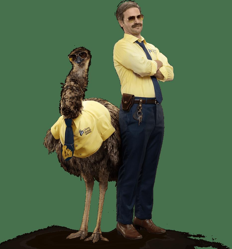 Limu Emu And Doug Liberty Mutual Mutual Insurance Condo Insurance