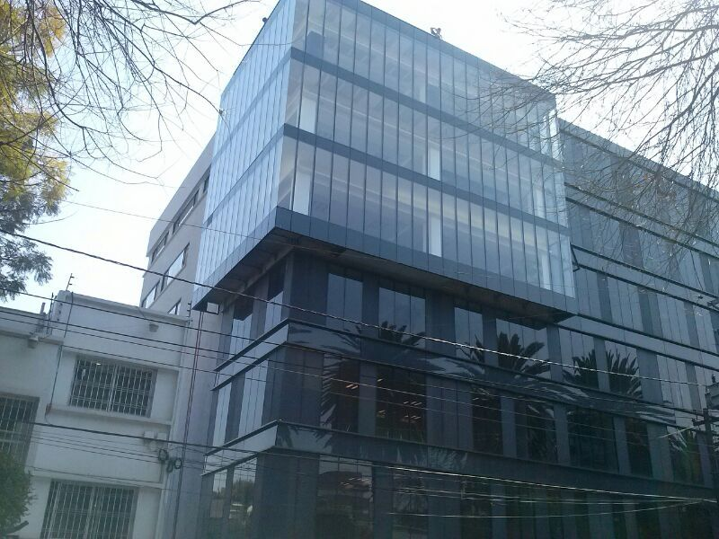 office building in mexico city by ramon husni arba arquitectos pinterest arquitectos. Black Bedroom Furniture Sets. Home Design Ideas