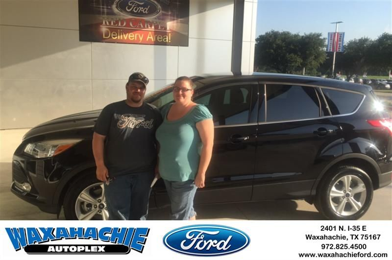 Happy Anniversary To Earl On Your Ford Escape From Justin Bowers At Waxahachie Ford Https Deliverymaxx Com Dealerreviews Aspx Dealercode E749 Waxahachie