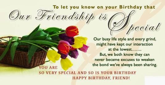 best birthday quotes CardsCraftCreateHobby – Birthday Card Best Friend Messages