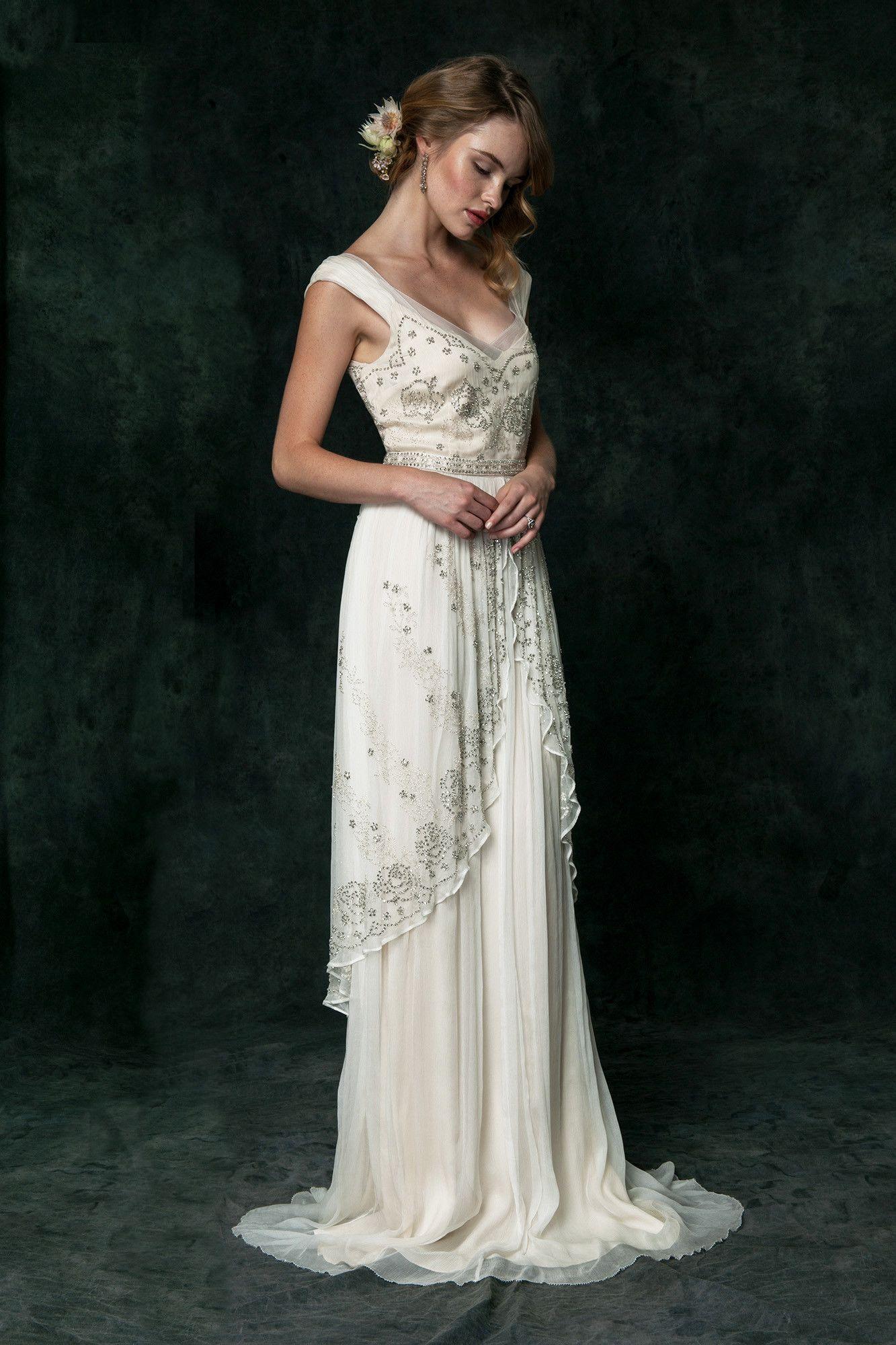 Tea length sleeve wedding dress  Qk  Discover more ideas about Tea length