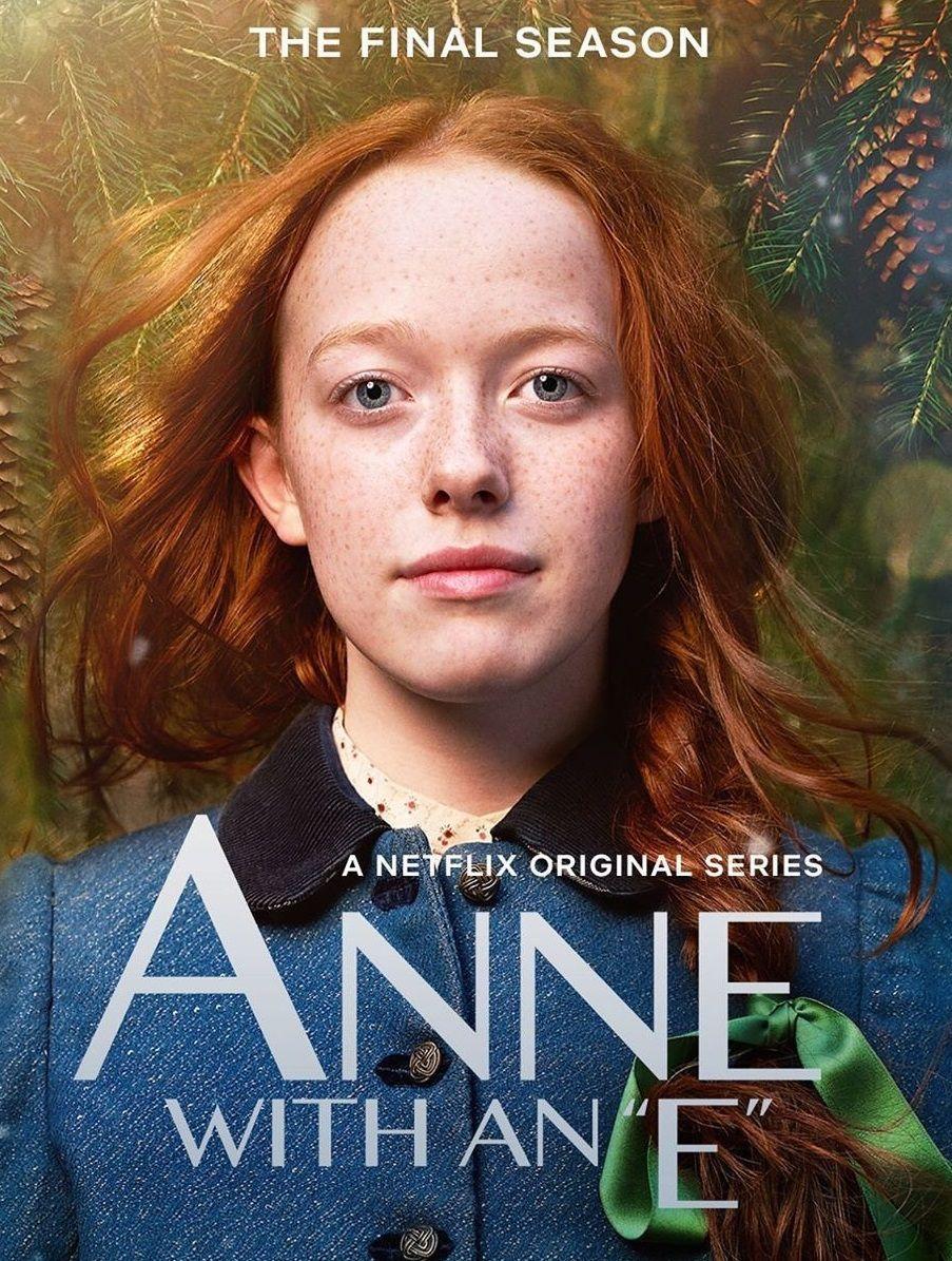 Anne with an e series para assistir assistir na netflix