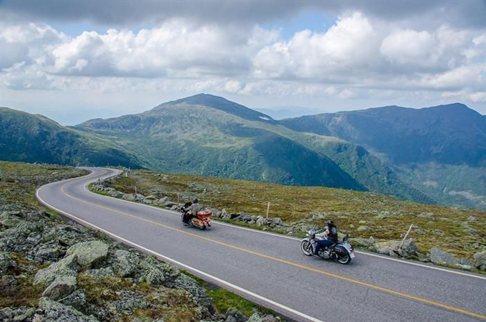 White Mountain Auto >> One Of Our Bucket List Motorcycle Roads In The East White
