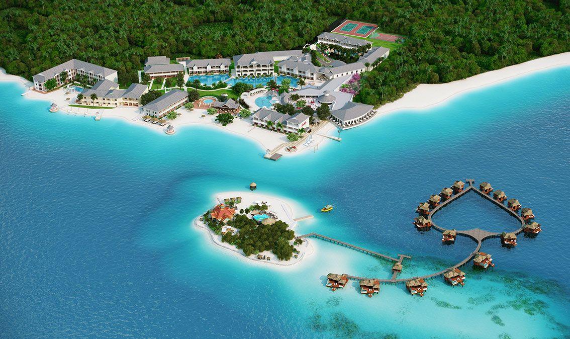 Sandals Royal Caribbean Resort \u0026 Spa