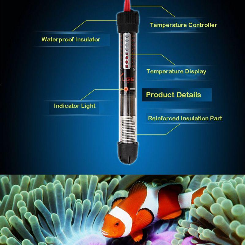 25W / 50W / 100W / 200W / 300W Pet Product Aquarium