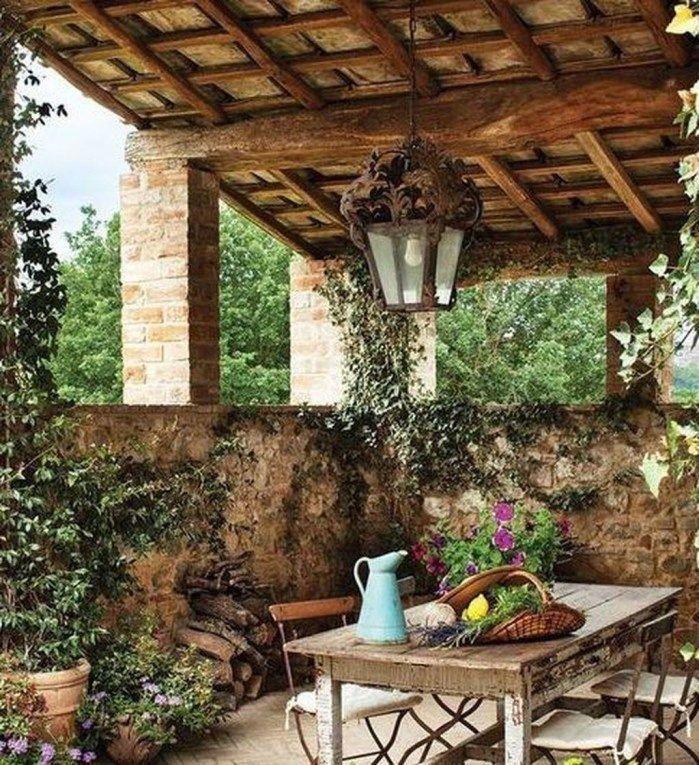 Totally Inspiring Rustic Italian Decor Ideas39