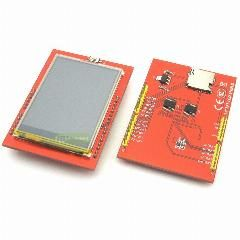 [ 78% OFF ] Lcd Module Tft 2.4 Inch Tft Lcd Screen For Uno R3 Board And Support Mega 2560 With Gif Touch Pen